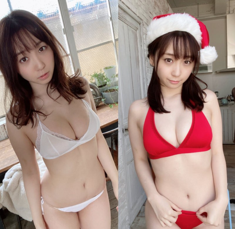 伊織もえサンタから一足早いクリスマスプレゼント!「可愛すぎる!」とファン大歓喜! | マガジンサミット