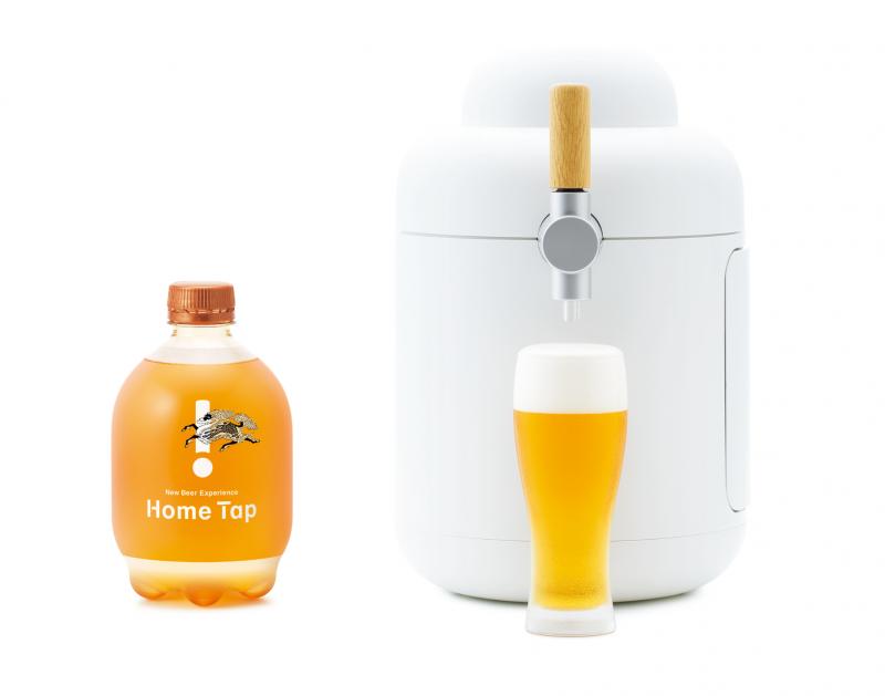 キリンビール「Home Tap」